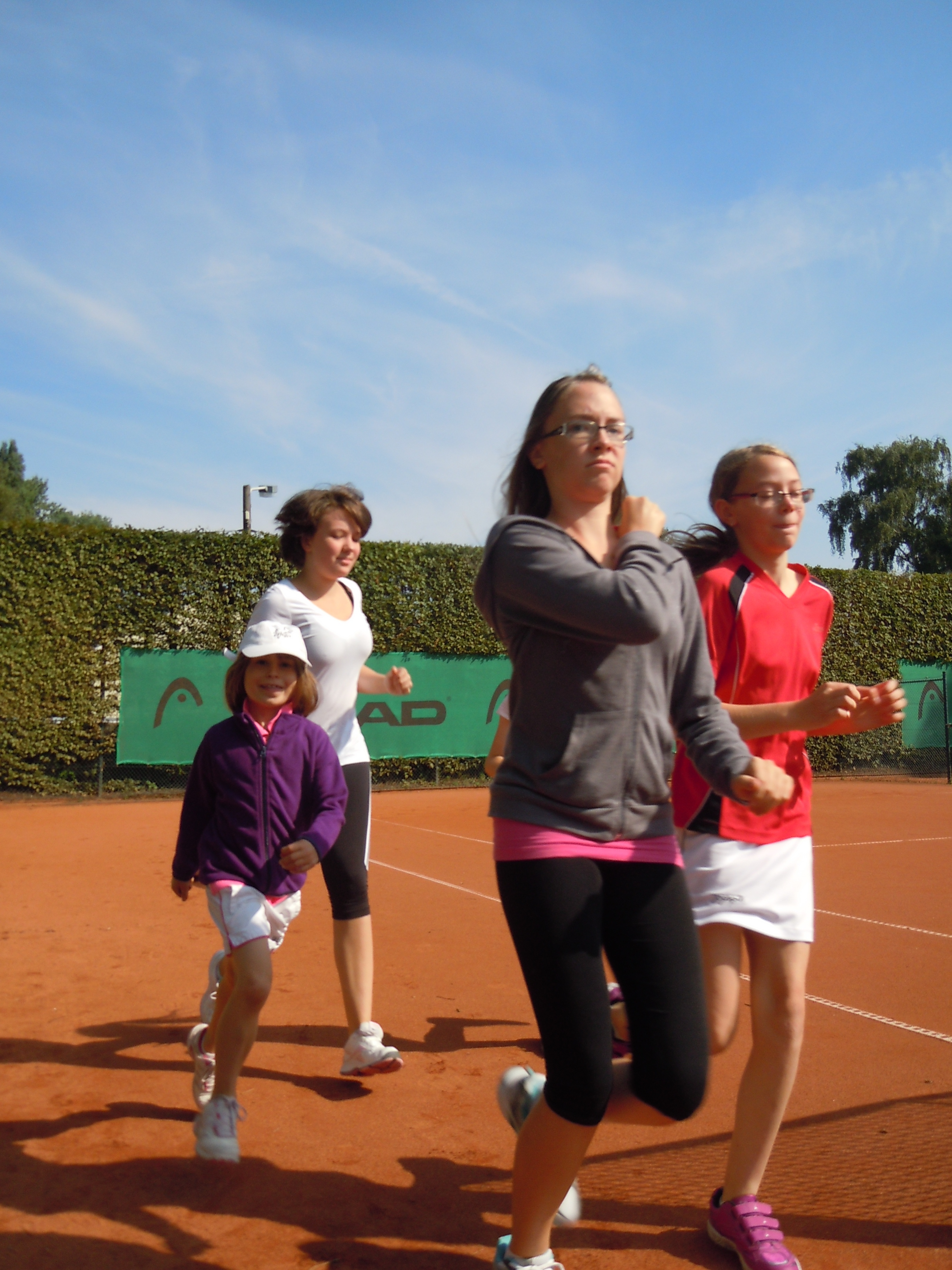 Tenniscamp TC Blau-Gold Bonn e.V.